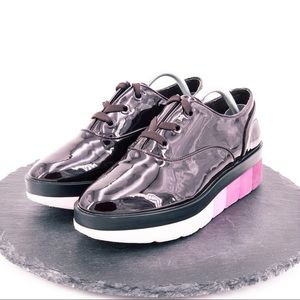 Zara Woman platform shoes size 9/41EU
